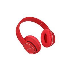 Безжични слушалки с Bluetooth Wireless 5.0 L350 Червени