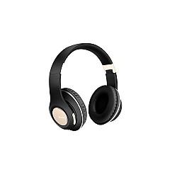Безжични слушалки с Bluetooth Wireless 5.0 L300 Черни със злато