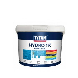 TYTAN  PROFESSIONAL HIDROL 1 K Течно хидроизолационно фолио 4кг.