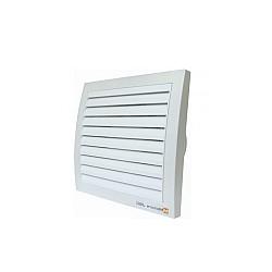 Вентилатор за баня ММ 100/105 квадрат с клапа