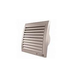 Вентилатор за баня ММ 100 квадрат с клапа