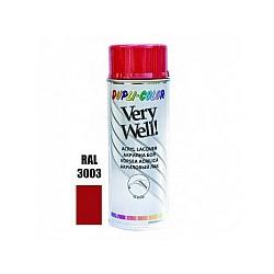 Very Well RAL 3003 рубинено червено гланц 400 ml