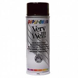 Very Well ( MOTIP) Високотемпературен черен 400 ml